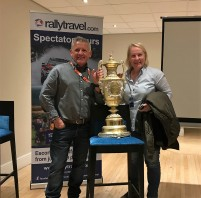 Rally Travel - Following the Wales Rally with Rally Travel was a great experience - you organized everything perfectly. 
