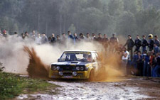 Rally Travel - Fiat 131