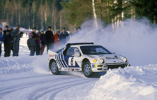Rally Travel - RS 200